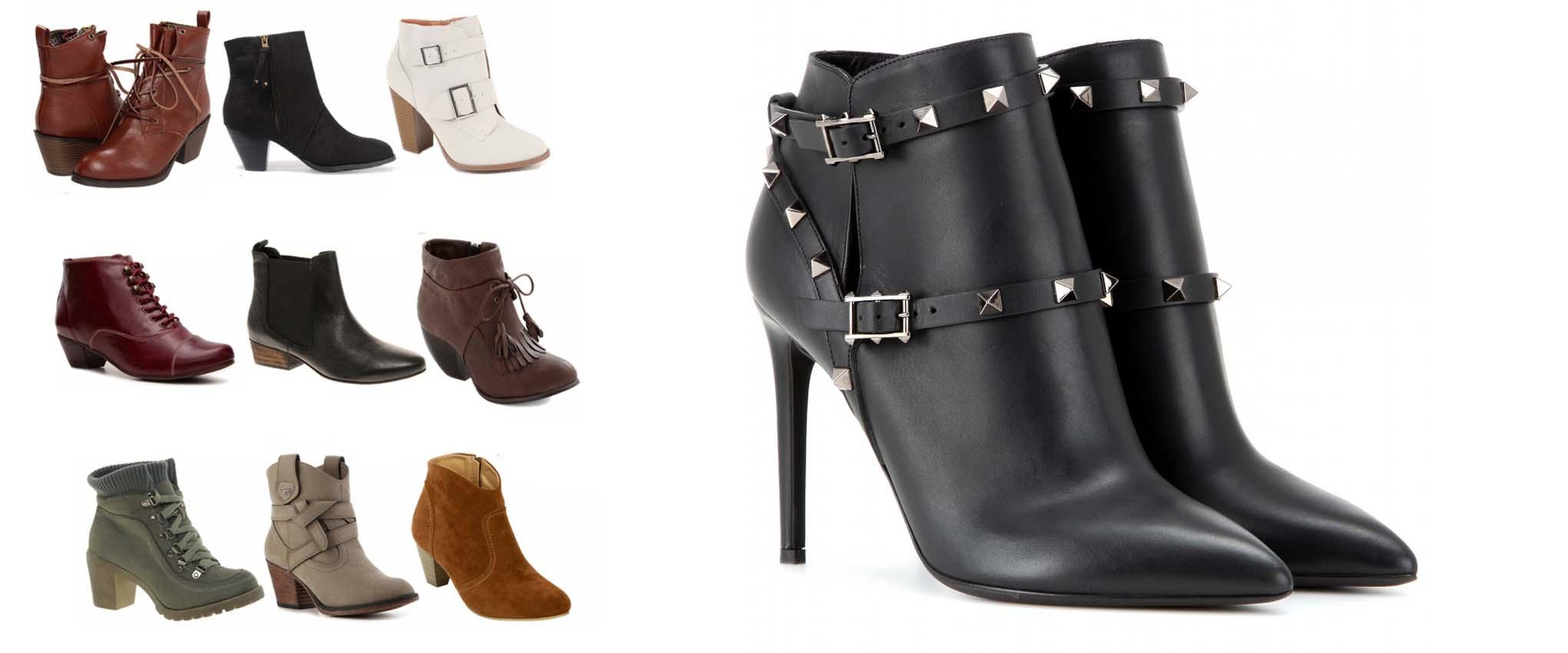 زمستان و مدلهای جدید کفشهای زنانه