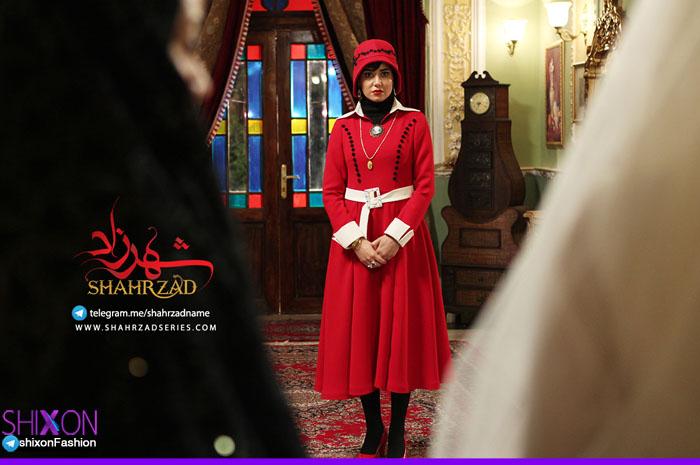 مدل لباس شهرزاد