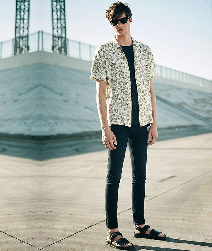 AllSaints June 2015 Outfit