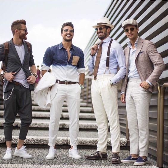 انواع مدل پیراهن مردانه جدید