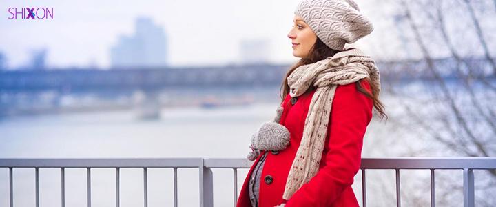 تیپ افراد مشهور در زمان بارداری