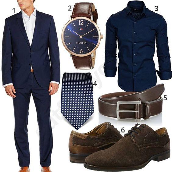 اصول ست کردن پیراهن مردانه با کت شلوار
