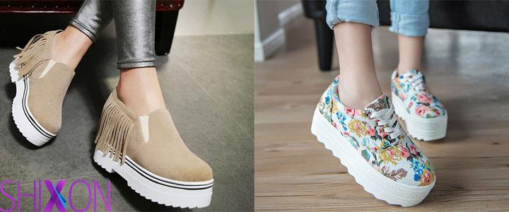 8 ایده عالی برای پوشیدن کفشهای ...