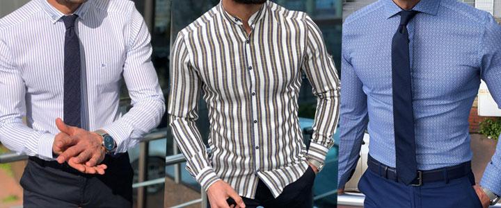 مدل پیراهن مردانه 2019 + راهنمای...