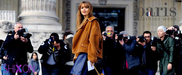 استایل های خیابانی هفته ی مد پاریس