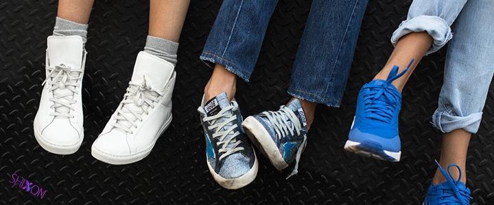 با کفش کتانی جوراب بپوشیم یا نپو...