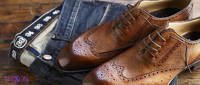 راهنمای ست کردن کفش قهوه ای با لباس