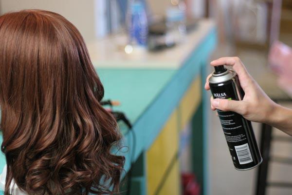 آموزش فر کردن مو