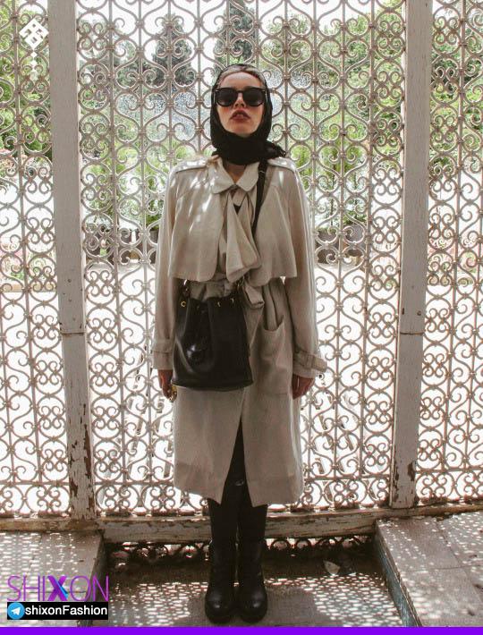 استایل خیابانی در تهران