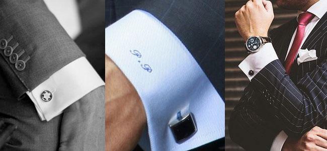 مدل سرآستین پیراهن مردانه جدید
