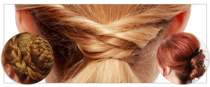 5 مدل آسان بستن مو در کمتر از ده...